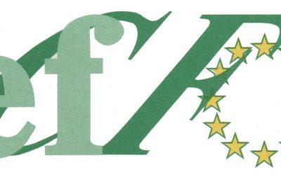 Nieuwsbrief van de EFCF